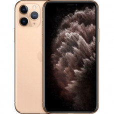 Телефон Apple iPhone 11 Pro Max 256 ГБ золотой