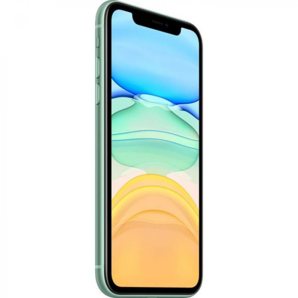 Телефон Apple iPhone 11 64 ГБ зеленый