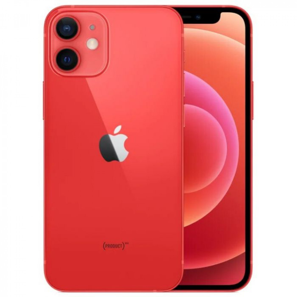 Телефон Apple iPhone 12 mini 64GB Red