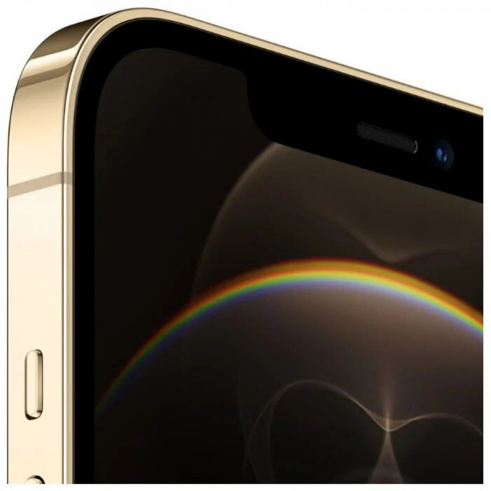 Телефон Apple iPhone 12 Pro Max 512GB Gold (Золотой)