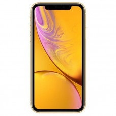 Телефон Apple iPhone XR 64 ГБ желтый