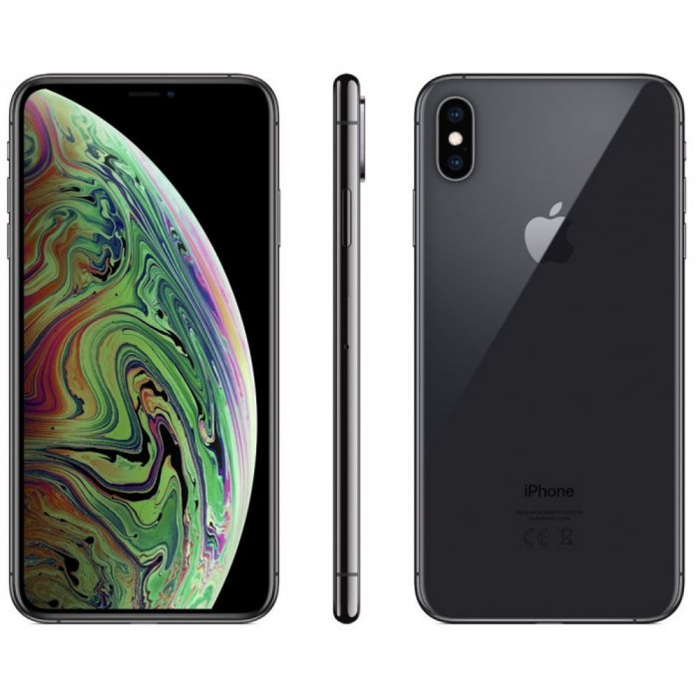 Телефон Apple iPhone XS Max 512 ГБ «серый космос»
