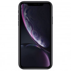 Телефон Apple iPhone XR 64 ГБ черный