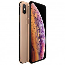 Телефон Apple iPhone XS 64 ГБ золотой