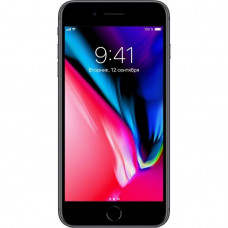 Телефон Apple iPhone 8 Plus 256 ГБ Серый космос