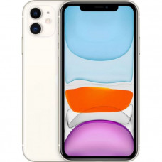 Телефон Apple iPhone 11 64 ГБ белый